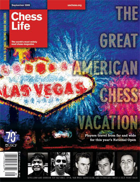 Chess Life, September 2009